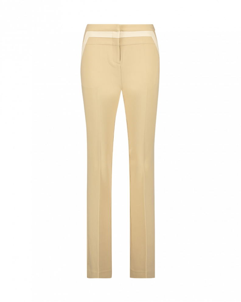Vanory Trousers Beige