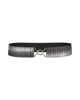 Elesta Waves Belt Silver