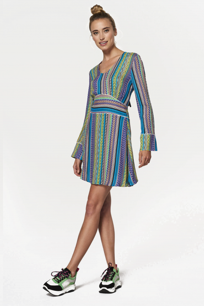 Yael dress multi