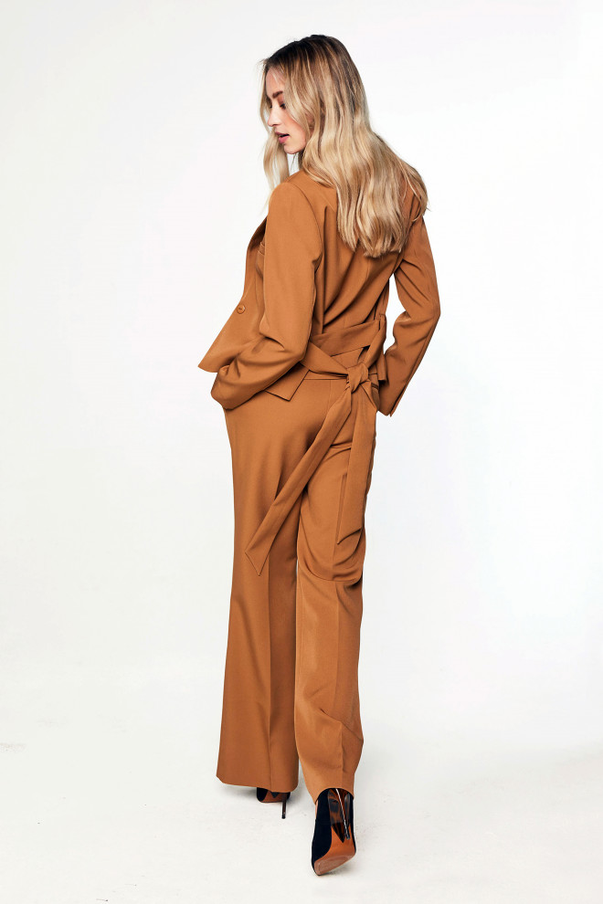 Chantalle Trousers Brown