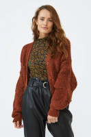 Aria Cardigan Brown
