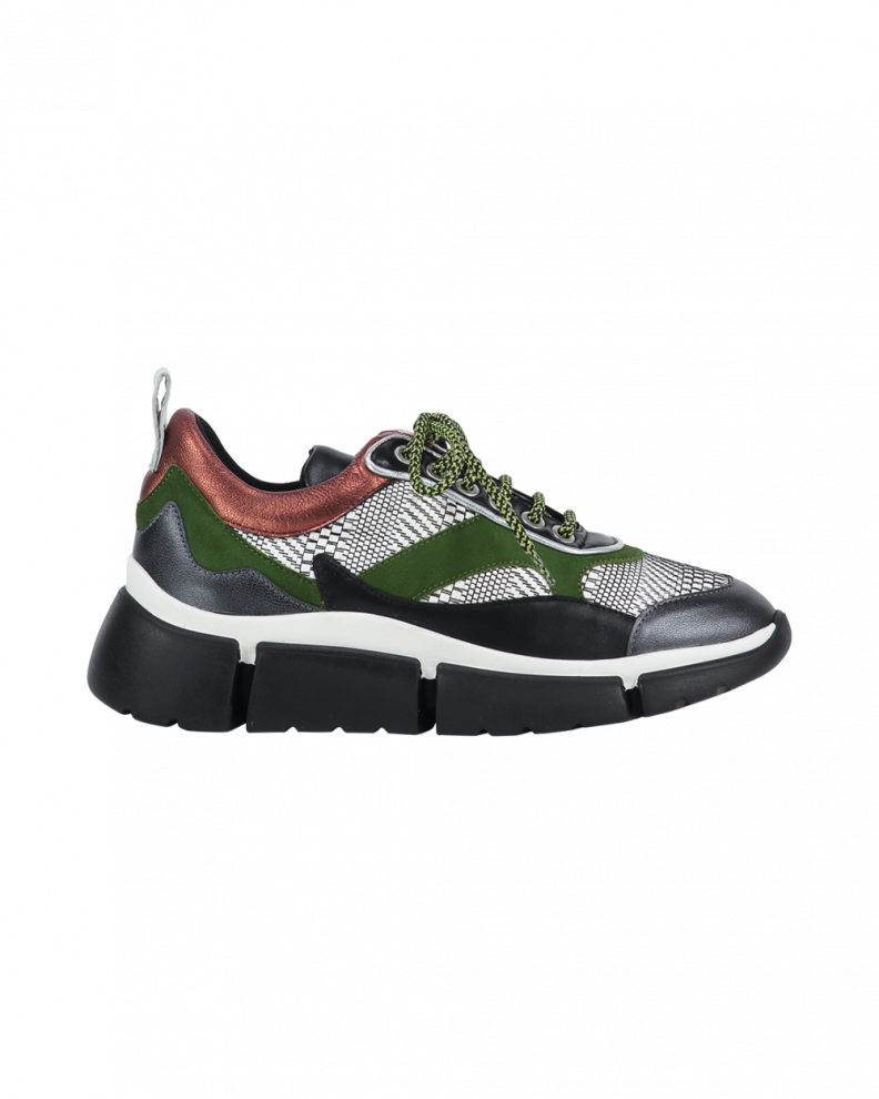 Manhattan sneakers green
