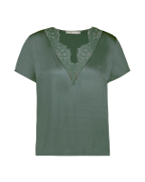 Veerly Top Green