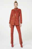 Carille trousers red