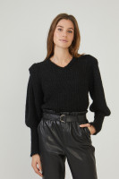 Mascha Sweater Black