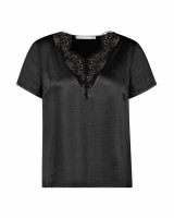 Veerly Top Black