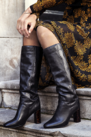 Montreal Boots Black