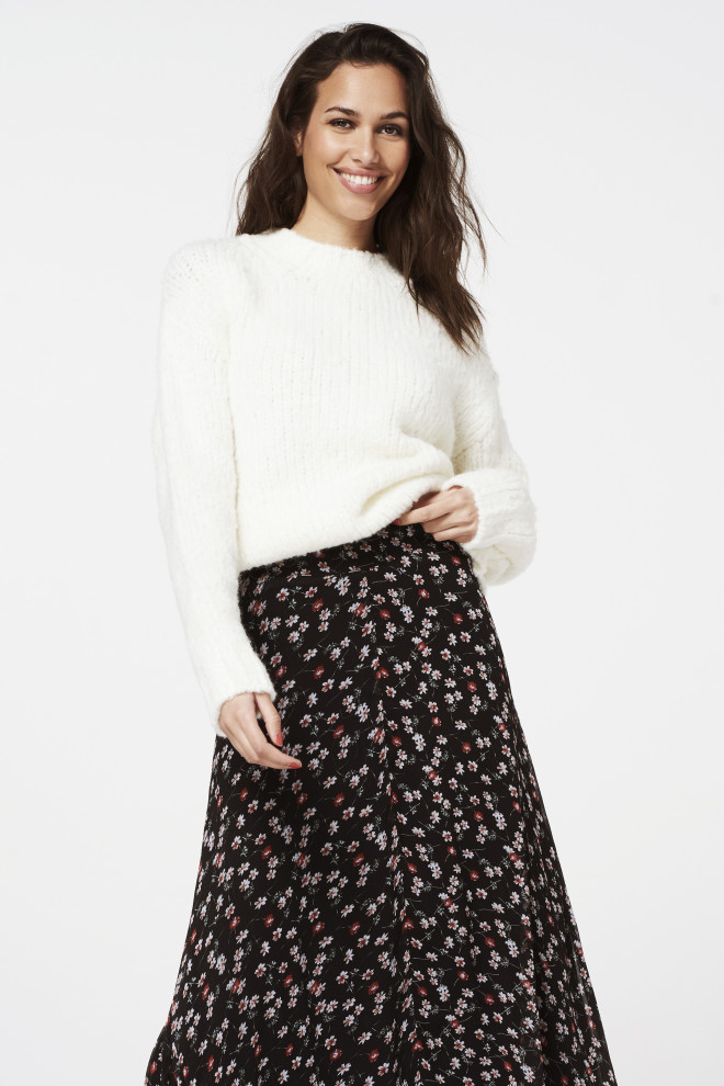 Trilly Sweater White