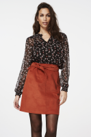 Charley blouse red