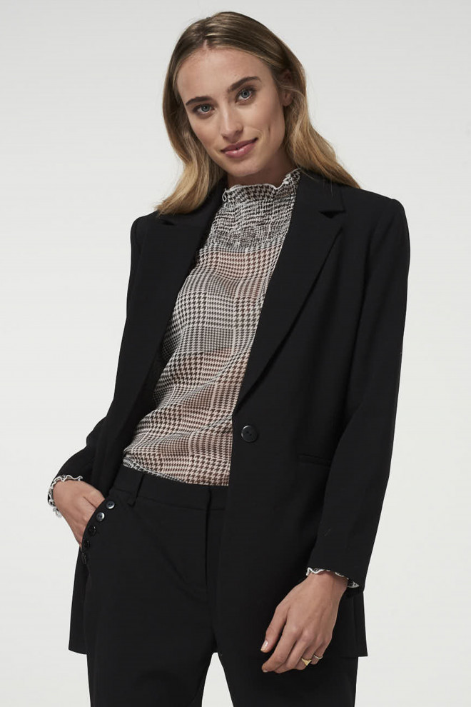 Latina blazer black