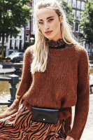 Brown Sweater Palermo