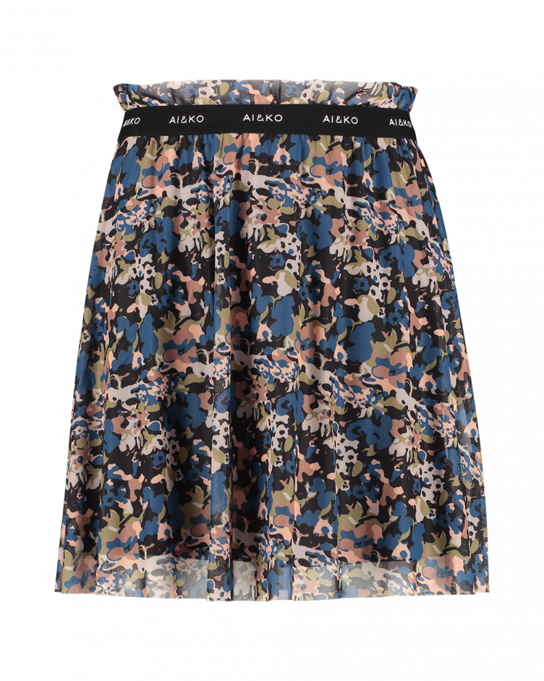 Loua Flower Skirt Multicolour