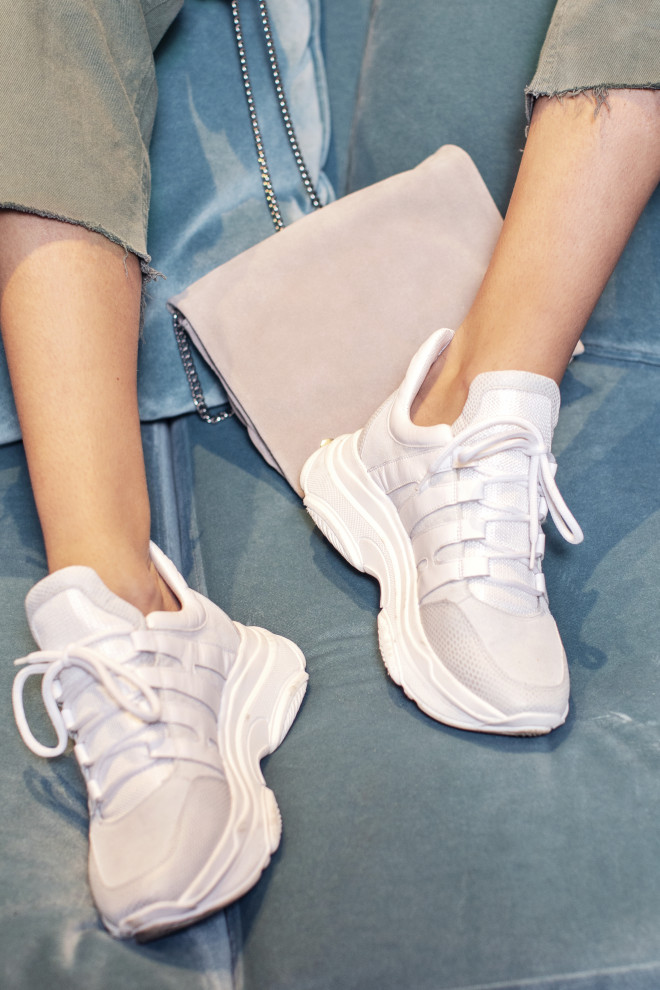 Napels Sneakers White