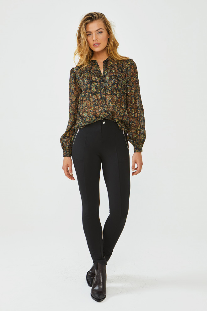 Tamara Trousers Black
