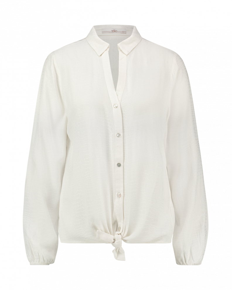 Roza Blouse White