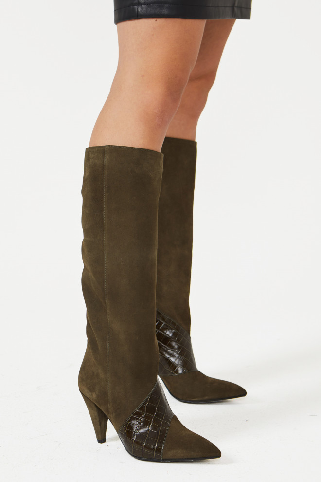 Lima Boot Green