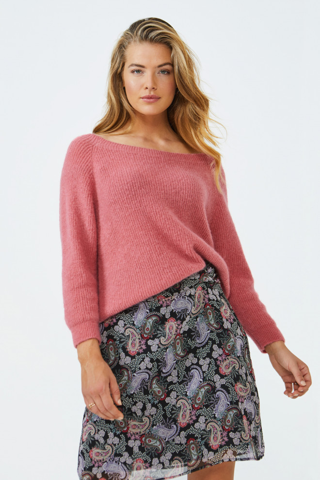 Michelle Sweater Pink