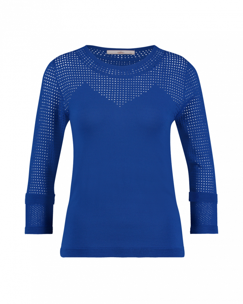 Odalys top blue