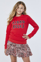 Blizz Sweater Red