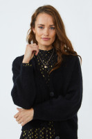 Malani Cardigan Black