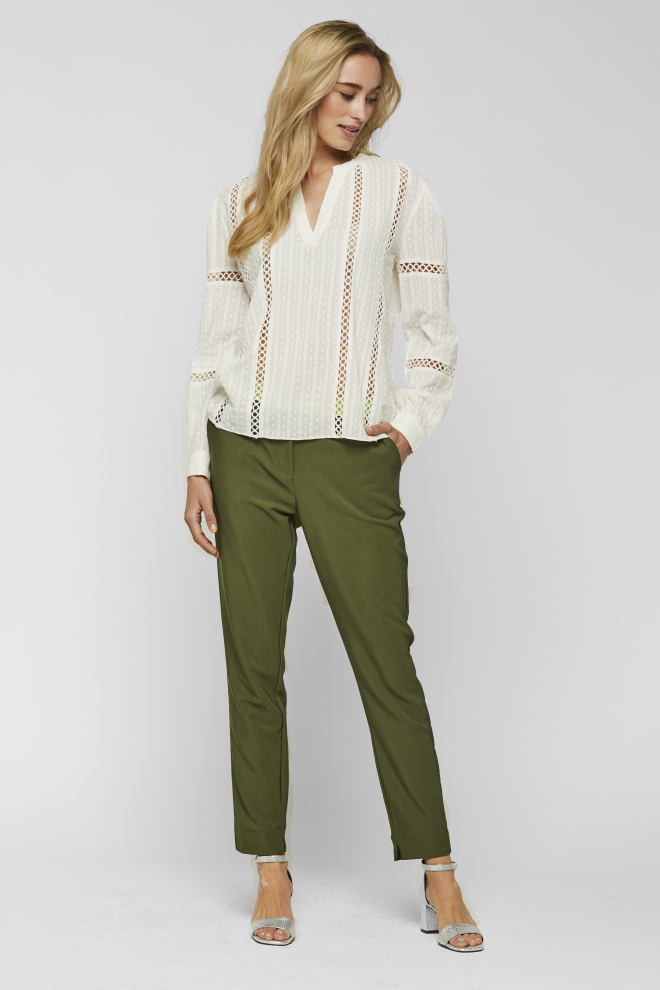 Trisha Trousers Green