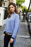 Marinda sweater blue