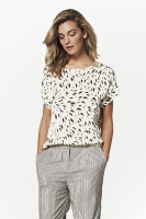 Merle animal top white