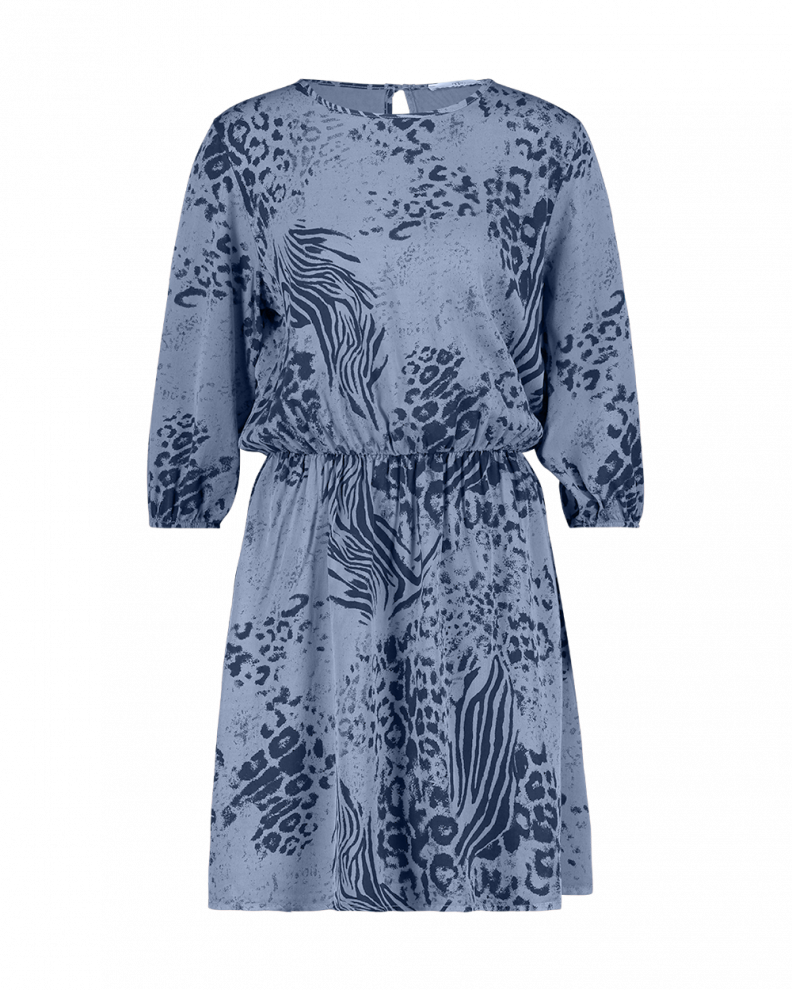 Madou dress blue