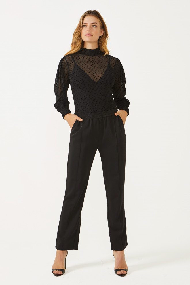 Tracy Trousers Black