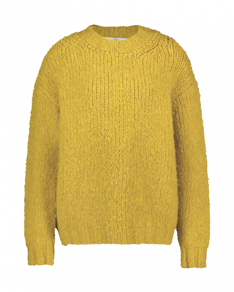 Trilly sweater yellow