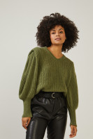 Mascha Sweater Green