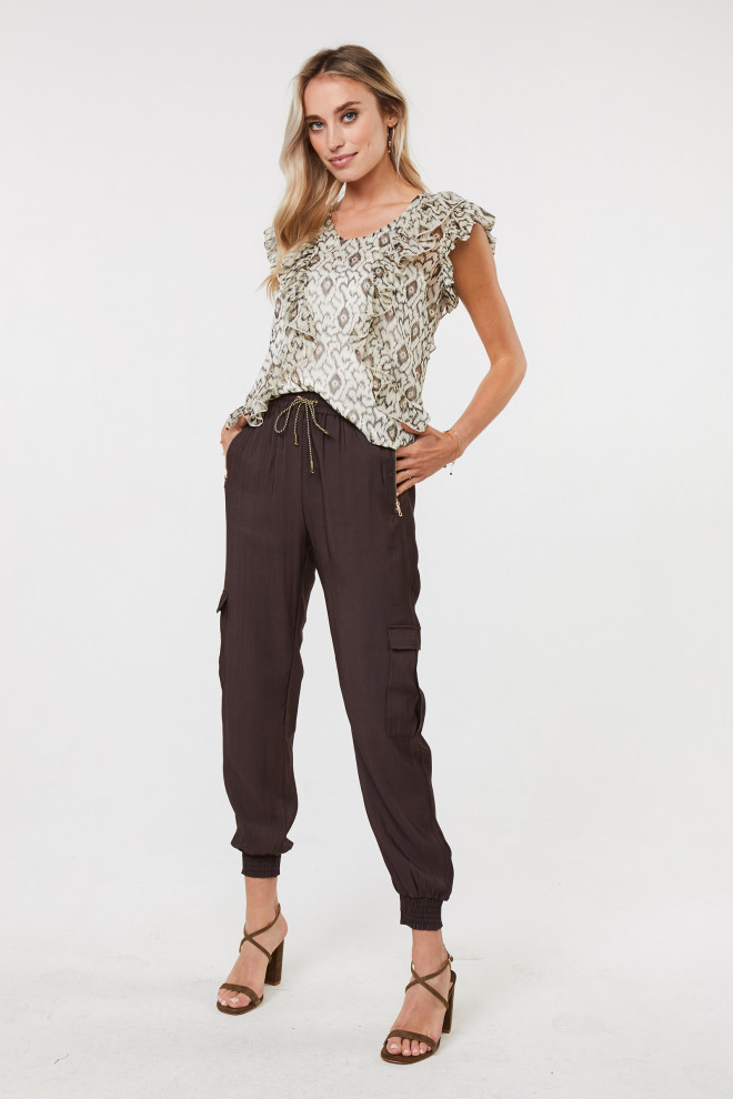 Tory Trousers Brown