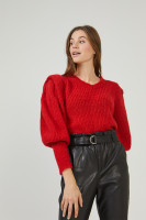 Mascha Sweater Red
