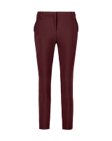 Parien buttons trousers red