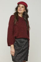 Milly Sweater Red
