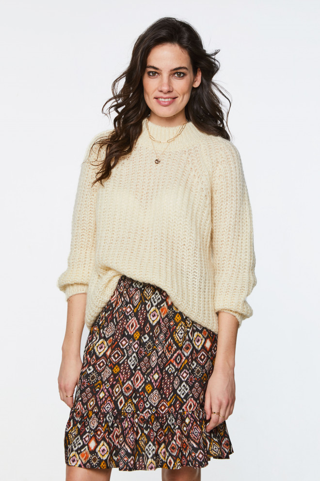 Milly Sweater White