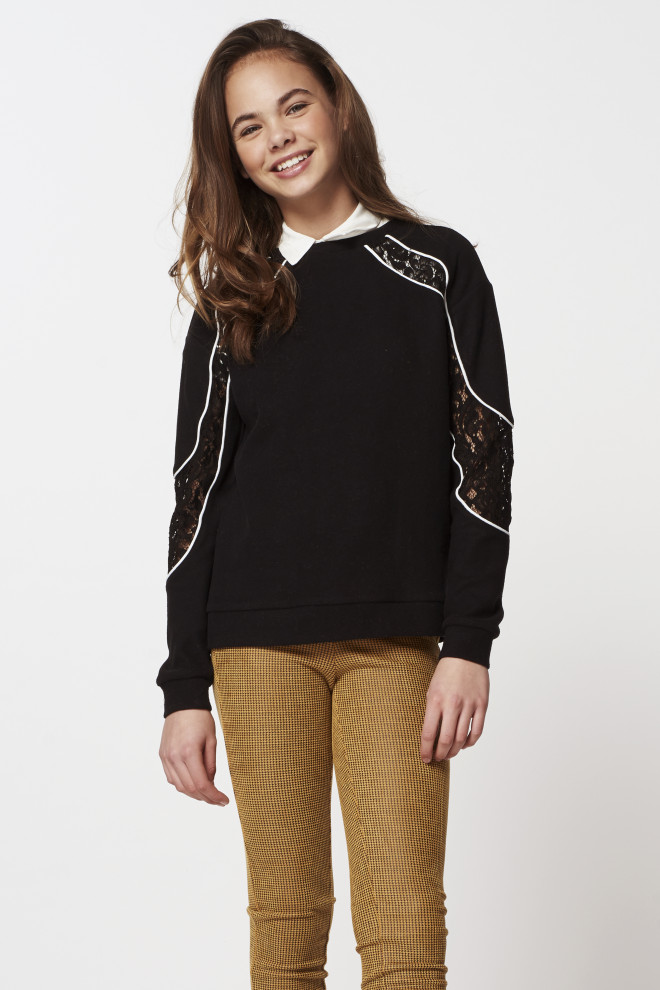 Savana sweater black