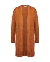 Miranda Mohair Cardigan Brown