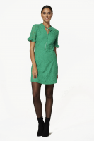 Tanny lace dress green