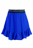 Aimee bubble skirt blue