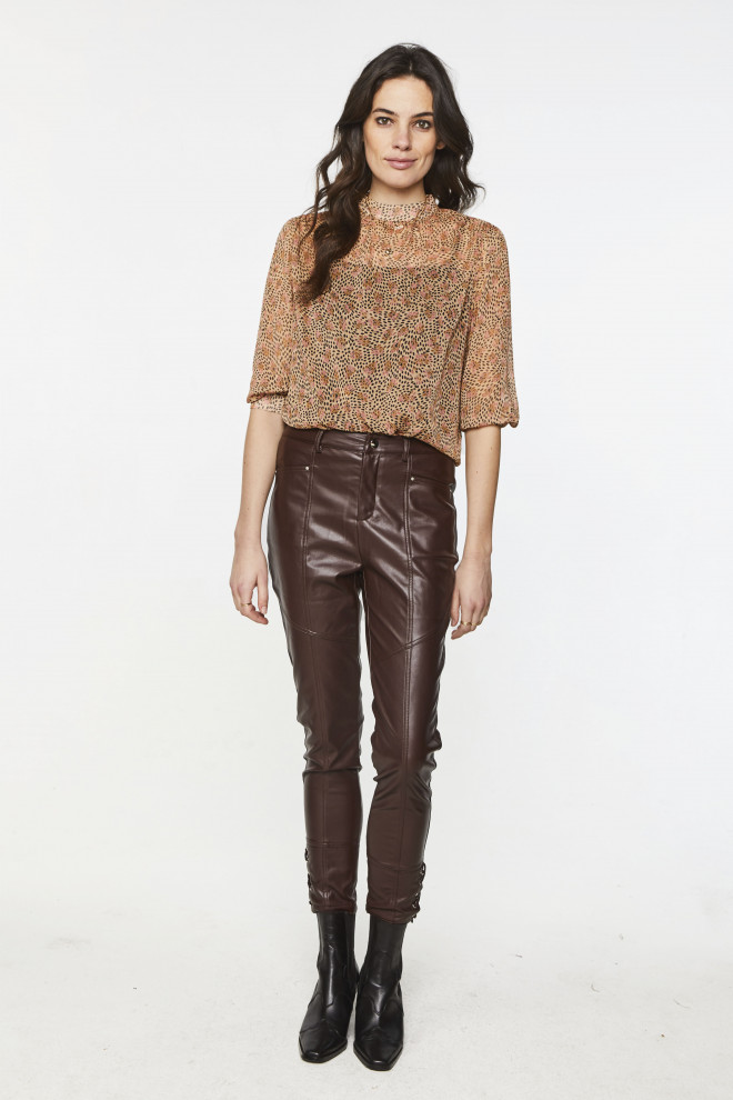Sybil Trousers Brown
