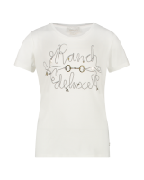 Lizzie Rope T-Shirt White