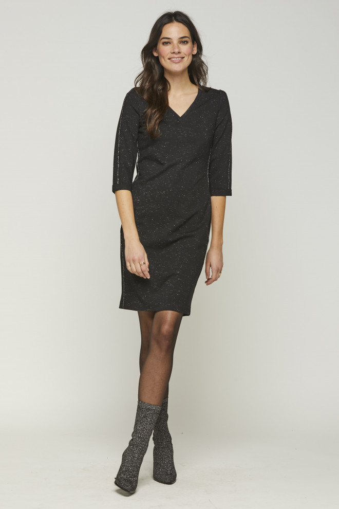 Panori dress black
